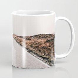 ROAD - HIGH WAY - LANDSCAPE - PHOTOGRAPHY - NATURE - ADVENTURE - SKY Coffee Mug