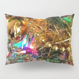 The Colors Of Christmas Pillow Sham