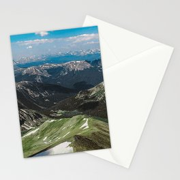 Summit the 14er Stationery Cards