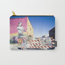 road closed Carry-All Pouch