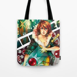 Hey, Red. Tote Bag