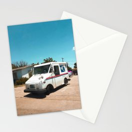 Odesert V Stationery Cards