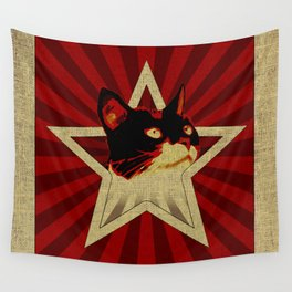 Cats For Social Good Wall Tapestry