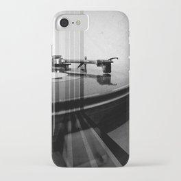 Turntable Retro iPhone Case