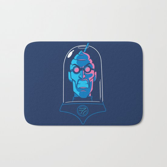 Mr. Brain Freeze Bath Mat