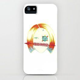 Toujours iPhone Case