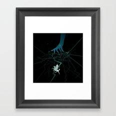 Constellation of Pegasus Framed Art Print