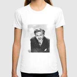 Vintage Mickey Rooney - Circa 1940's T-shirt