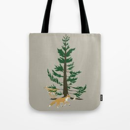 Forest Whimsy Tote Bag