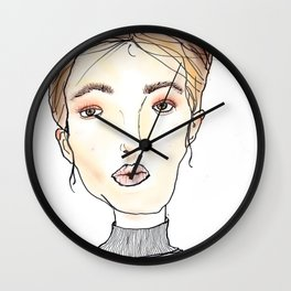 Sophie Wall Clock
