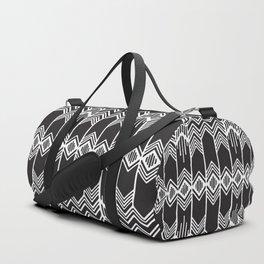 Aztec Pattern No. 16 Duffle Bag