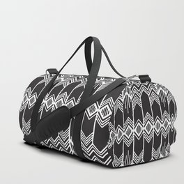 Aztec Pattern No. 16 Duffle Bag