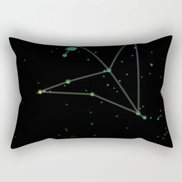 Aquila Constellation 'The Eagle' Rectangular Pillow