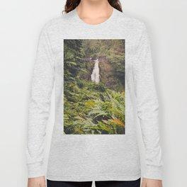 Jungle Waterfall III Long Sleeve T-shirt