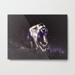 starry roar Metal Print