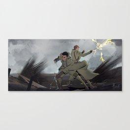 Fantastic Beasts - No Man's Land Canvas Print