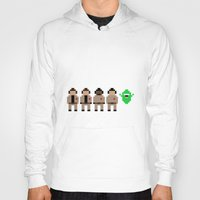 ghostbusters Hoodies featuring Ghostbusters by Pixel Icons
