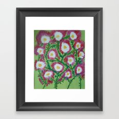 Flowers for Nana Framed Art Print