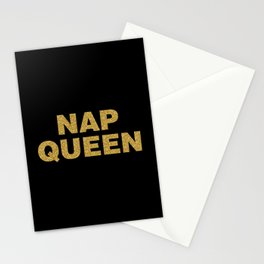 Nap Queen Stationery Cards