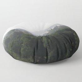 Atakoy Landscape Floor Pillow