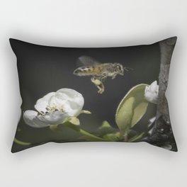 Busy as a Bee Rectangular Pillow