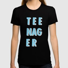 Teenager - Typography T-shirt