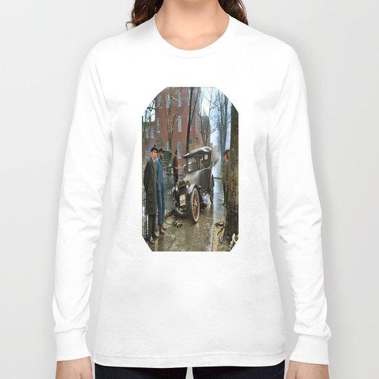 Rainy Day, Washington, D.C. Long Sleeve T-shirt