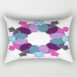 Mandelbrot set Rectangular Pillow