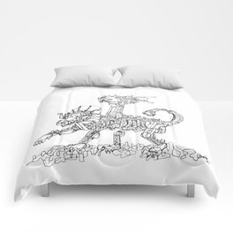 Chimera City Comforters
