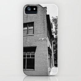 Love Lane iPhone Case