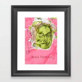 Roberto Calasso  Framed Art Print