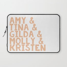 The Women of SNL Laptop Sleeve