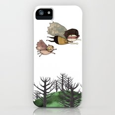 Someone to be super with iPhone (5, 5s) Slim Case