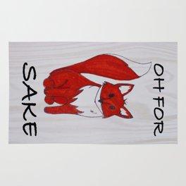 Fox Sake Rug