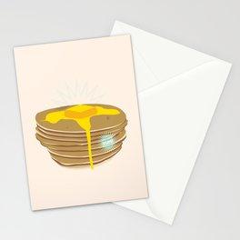 Flapjack Frenzy Stationery Cards