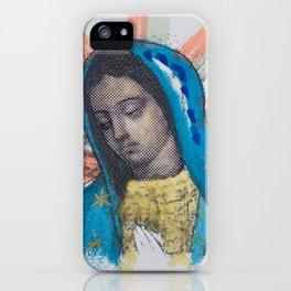 Mi Morenita iPhone Case