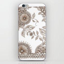 Small Garden iPhone Skin