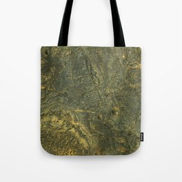 golden scales of the dragon ares | space #14 Tote Bag