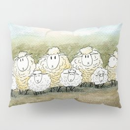 Lambinated Pillow Sham