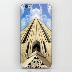 Pyramid of the Daylight iPhone & iPod Skin