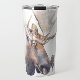 Moose Snoot Travel Mug