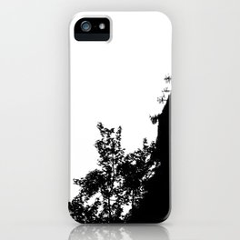Deforestation iPhone Case