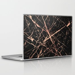 Copper Splatter 091 Laptop & iPad Skin
