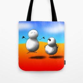 Ah-Zen Tote Bag