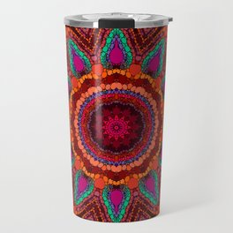 Kaleidoscope for moments of relaxation Travel Mug