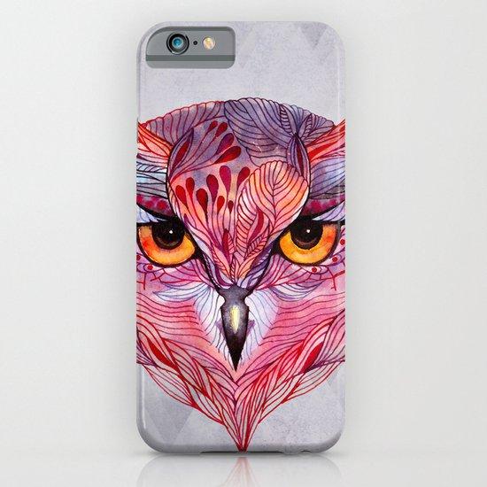 Owla owl iPhone & iPod Case