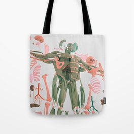 Anatomy Natural 38.2_03 Tote Bag