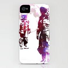 Space Men iPhone (4, 4s) Slim Case