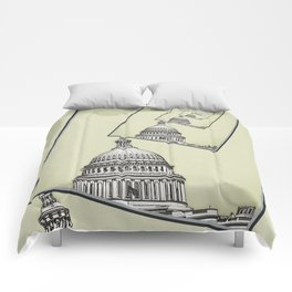 Political Spin Comforters