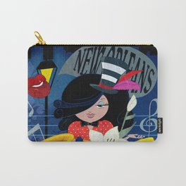 New Orleans Soul Carry-All Pouch